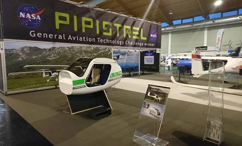 Prototype X-ALPHA at Aero 2017