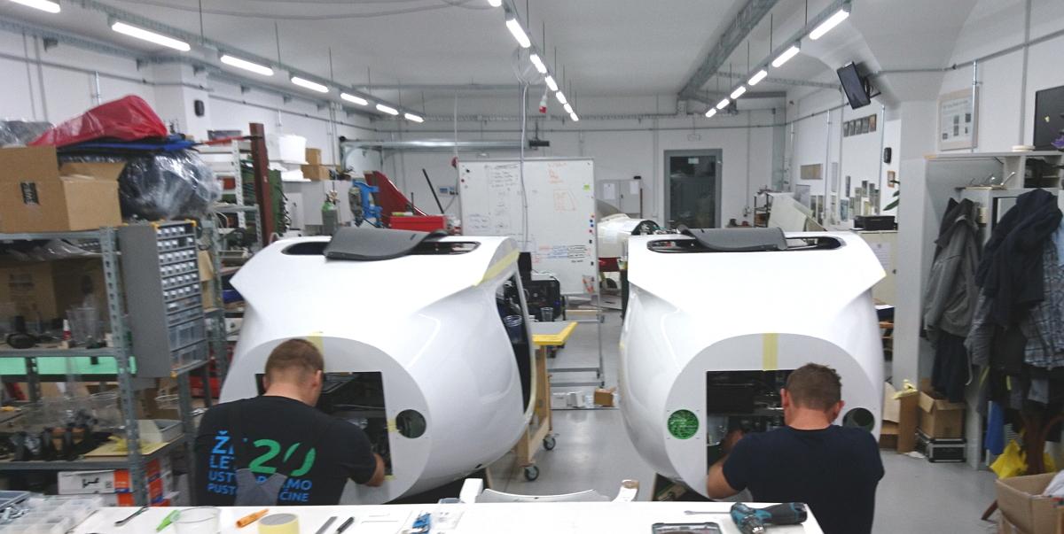 X-ALPHA production at AFormX